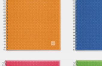 12月 新商品のお知らせ『Candy Code A5 横罫 & A6 & A7 リングノート』